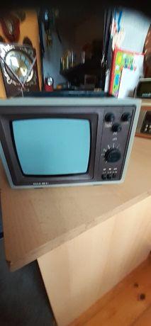 Telewizorek radziecki Silelis 405 D 1