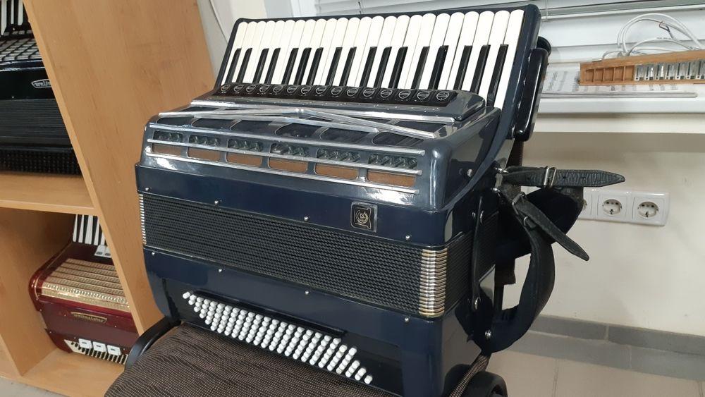Обучение на аккордеоне онлайн Запорожье - изображение 1