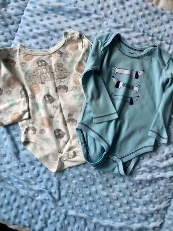 Body niemowlęce rozmiar 68