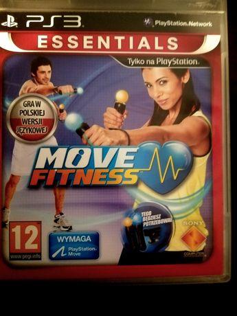 Gra ps3 move fitness
