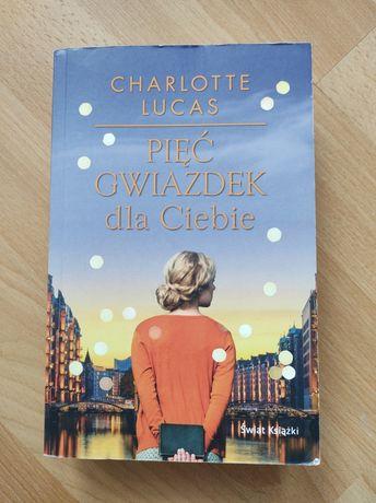 Charlotte Lucas 'Pięć gwiazdek dla Ciebie'