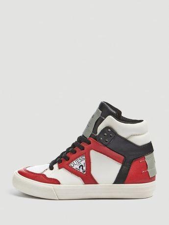 GUESS sneakersy chłopięce sznurowane 35