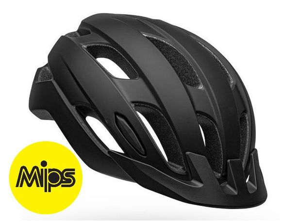 Kask Rowerowy BELL Trace MIPS LED (50-57cm) MTB Szosa gravel
