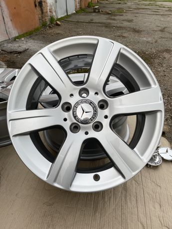 Диски Mercedes Vito Viano W211 W212 R16 5-112 Germany