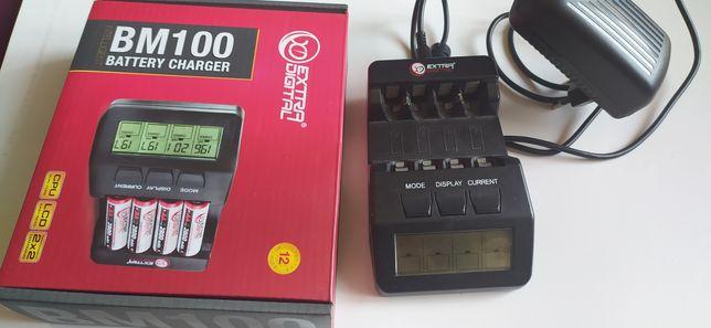 Зарядное для аккумуляторов EXTRADIGITAL BM100