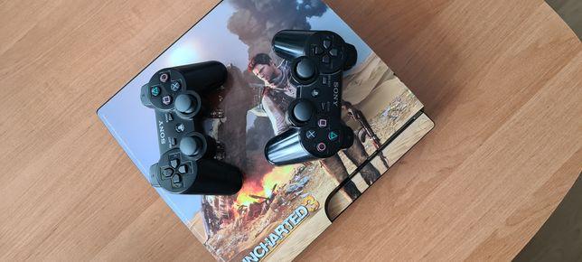 Konsola PS3 + 7 gier.
