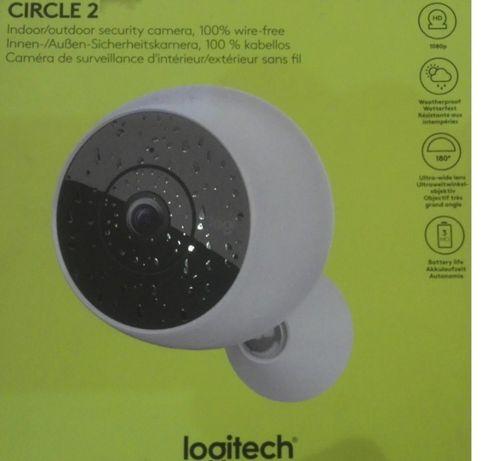 Logitech Cyrcle2 kamera wifi