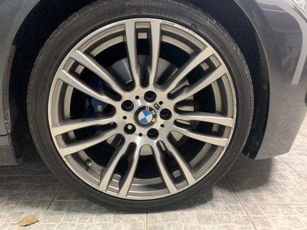 Jantes originais BMW F31 PACK M 19 - TROCA S/PNEUS