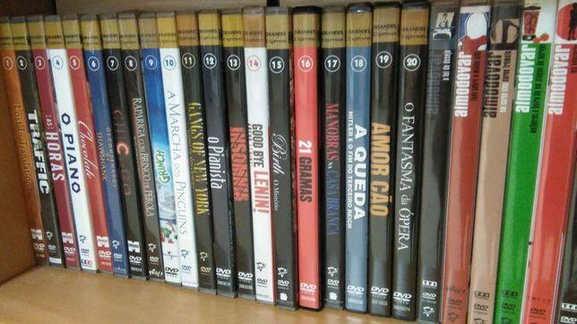 Filmes e séries em DVD