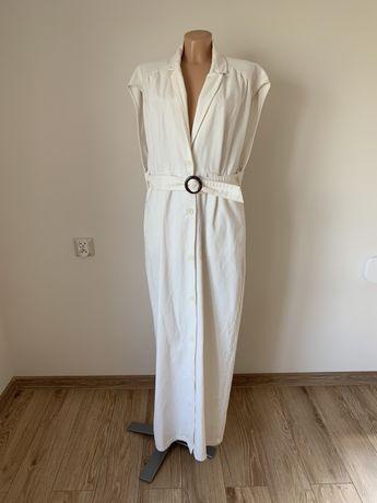 Sukienka z kieszeniami Asos rozmiar L zara
