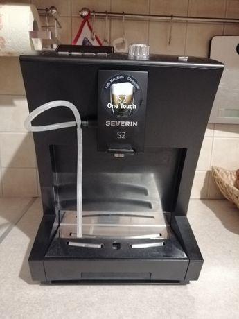 Ekspres ciśnieniowy do kawy SEVERIN S2 One Touch . Stan jak nowy!!!