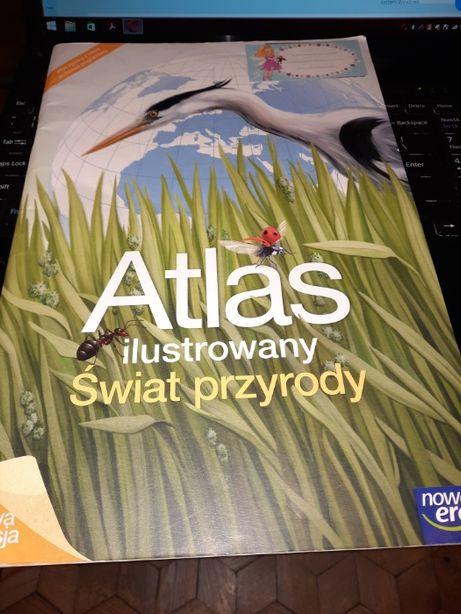 Atlas ilustrowany Świat przyrody Gaik krystian, rok wydania 2013, wy