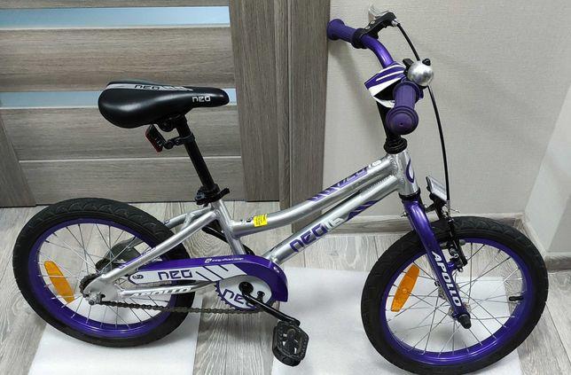 Велосипед детский Apollo neo girls 16