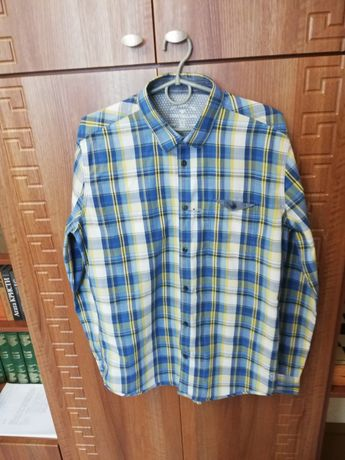 Сорочка TOM TAILOR рубашка розмір М тениска футболка