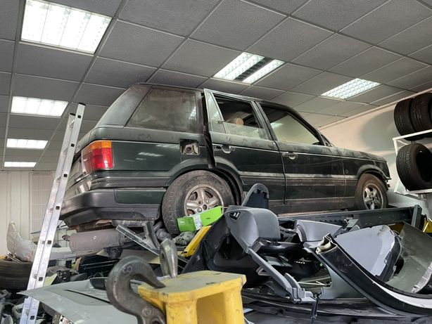 Range rover dse 1998 matriculas canceladas