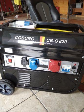Profesjonalny agregat Coburg CB-G 820 sprzedam.
