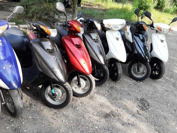 Скутера из Японии продам