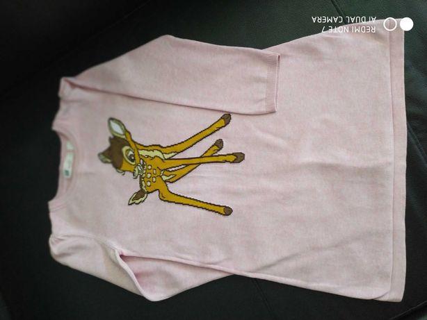 Tunika H&M / sukienka 110/116 cm