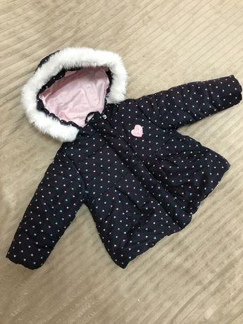 Курточка холодная весна осень 80