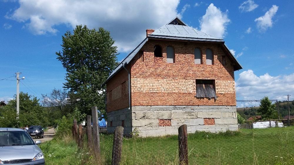 Незавершене будівництво с.Верхнє Синьовидне