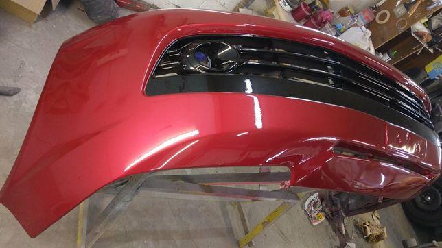 Рихтовка покраска крыла двери бампера ремонт пайка бамперов авто