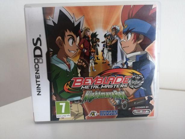 Nintendo DS game - Beyblade: Metal Masters