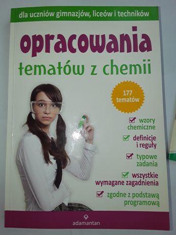 Opracowania tematów z chemi