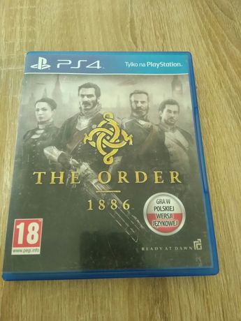 The order 1886 pl ps4