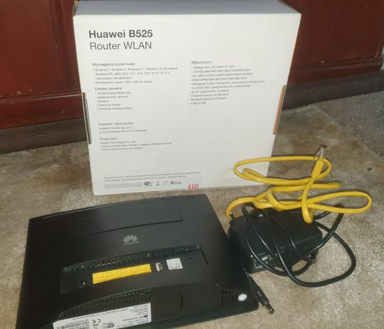 Router Huawei Flybox LTE+