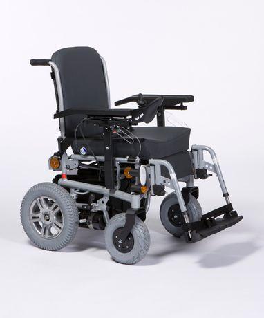 wózek inwalidzki elektryczny vermeiren squod 45