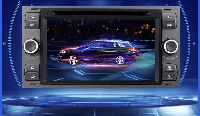 МАГНИТОЛЫ ШТАТНЫЕ FORD Android Kuga Fiesta Fusion Focus C-Max Transit