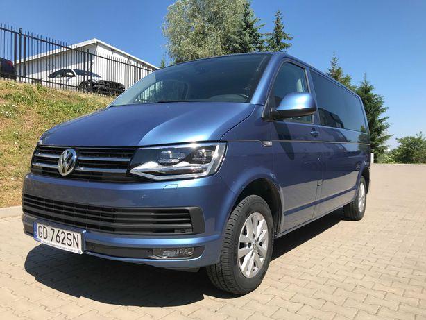 Bus VW Volkswagen Caravelle - wynajem - automat , 8 miejsc