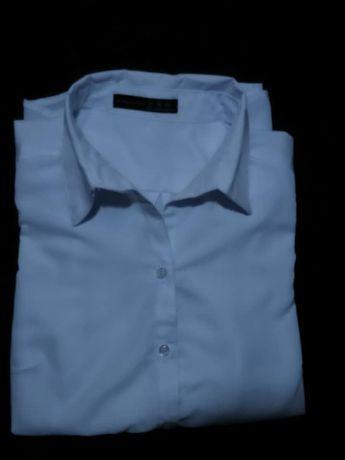 """Atmosphere"" Белая рубашка блузка 34/XS/42"