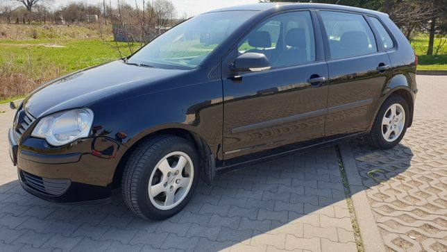 VW Polo 1.4 TDI 2005rok