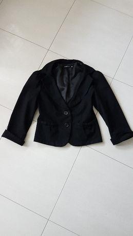 żakiet marynarka 36 S czarny czarna elegancka Jennifer Taylor