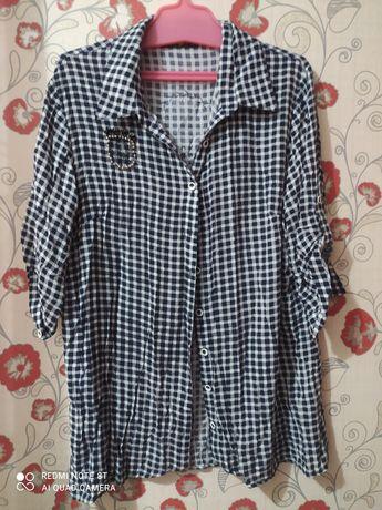 Продам рубашку размер 50 -52-54