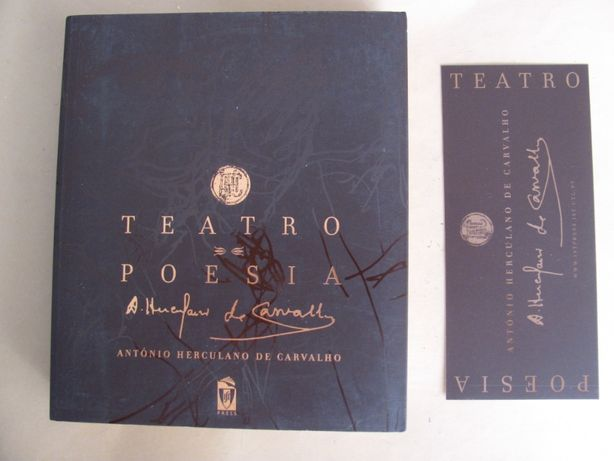 Teatro & Poesia de António Herculano de Carvalho
