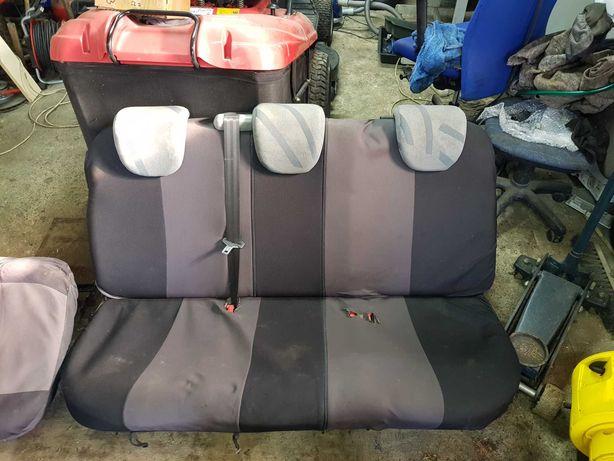 Kanapa fotele renault Kangoo 1