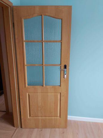 Drzwi wewnętrzne Porta z ościeżnicami 3 sztuki