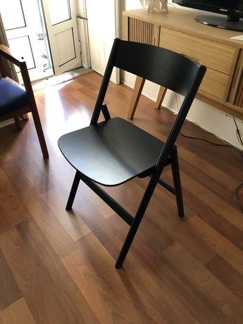 cadeira ikea desdobrável