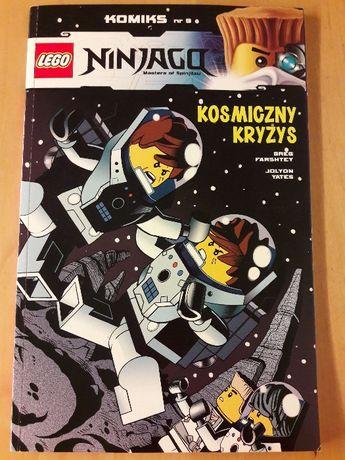 Komiksy Lego Ninjago 2 sztuki