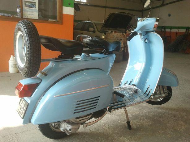 Suporte pneu Vespa 150 Roda 8
