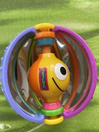 Tiny love игрушка погремушка шарик