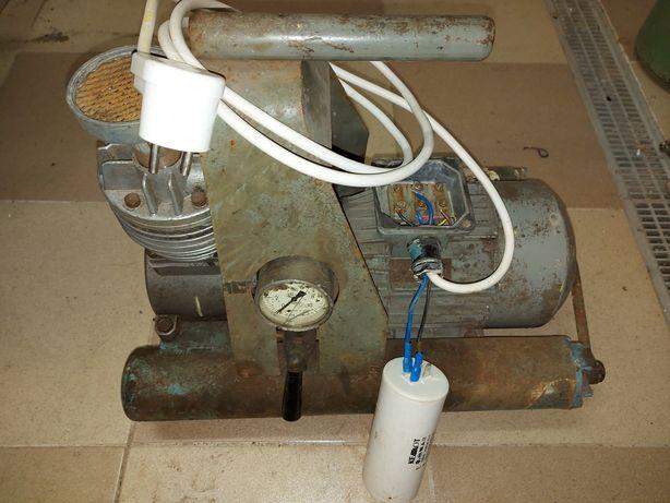 Kompresor aspa 230 lub 400 volt