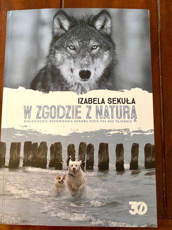 W zgodzie z naturą, Izabela Sekuła