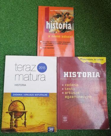 Testy maturalne z historii