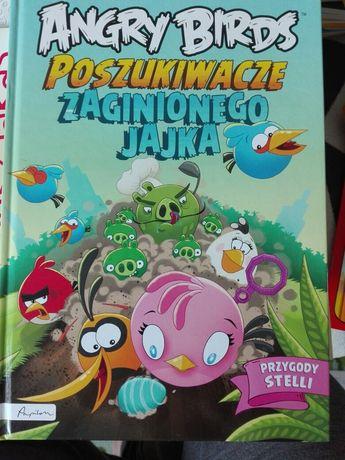 Poszukiwacze zaginionego jajka Angry Birds