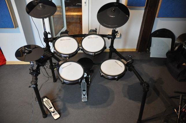 Kompletna perkusja elektroniczna - Millenium MPS-750 E-Drum Mesh Set