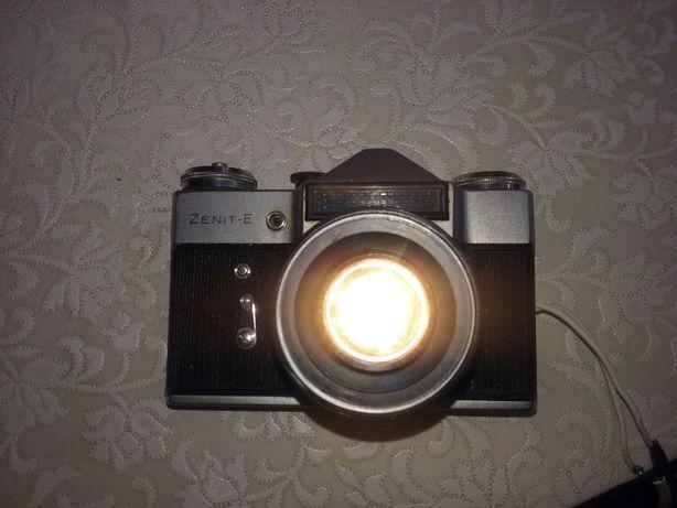 gadżet Zenit E w formie lampki