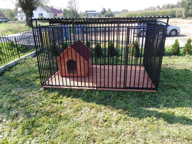 Kojec dla psa 3x3m, klatka, boks, zagroda, najwyższa jakość